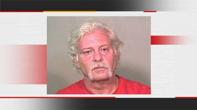 OKC Man Accused Of Lewd Acts After Urinating Off Balcony