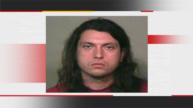 OKC Police: Drunken Driving Suspect Drives On Rims, Has Pills In Car
