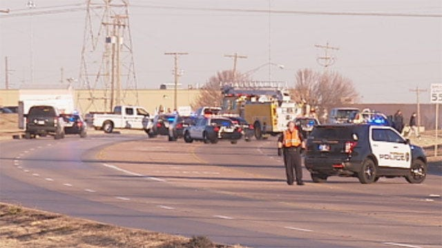 Flood Avenue Reopens In Norman Following Fatal Crash