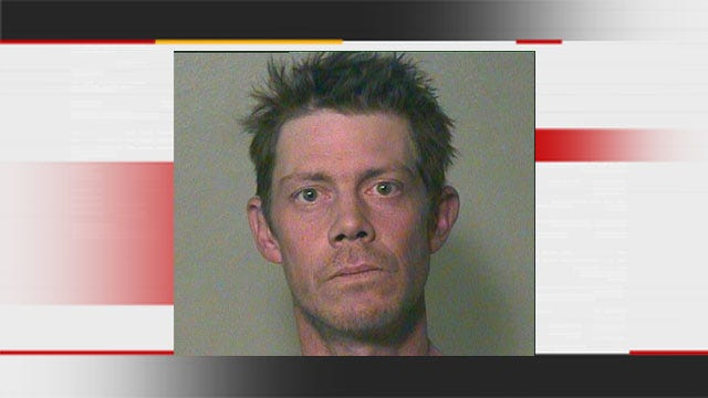Man Arrested After Pipe Bombs Found In Southwest OKC