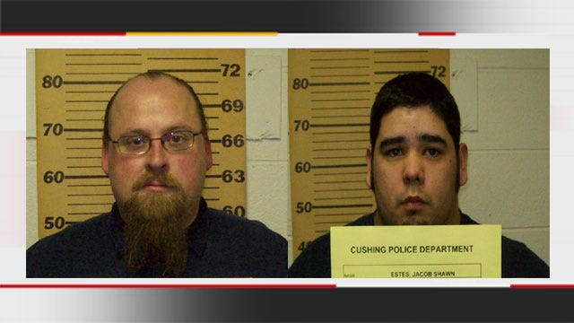 Cushing Wal-Mart Workers Accused Of Embezzling Thousands Of Dollars