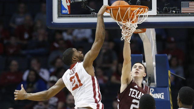 Sooners Claim All-College Classic With Win Over Texas A&M
