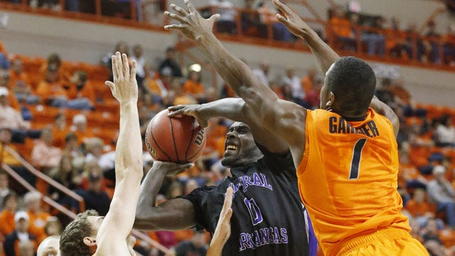 OSU Overcomes Slow Start To Blow Out UCA