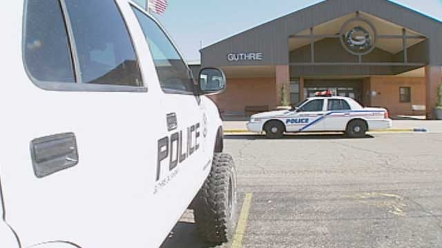 Guthrie Student Arrested After Threat On School