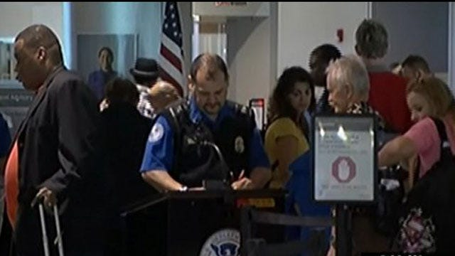 OKC Airport Predicts Busy Days, Full Flights For Holiday