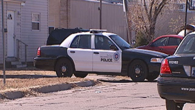 Oklahoma City Police Investigate Two Home Invasions