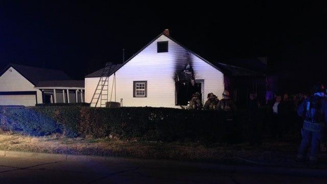 Wheelchair-Bound Man Killed In NE OKC House Fire