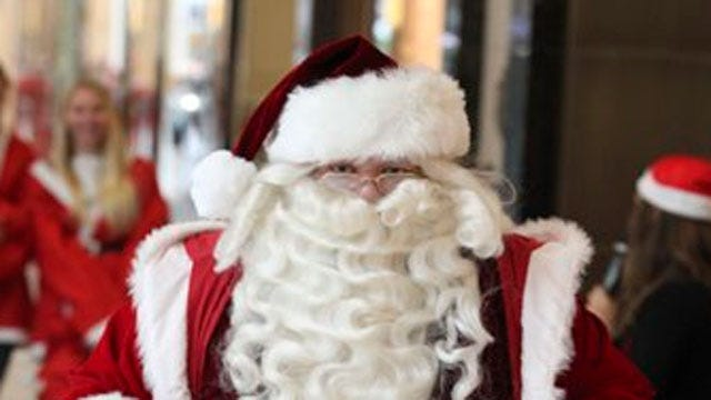 Purcell Police: Mystery Santa Not A Threat