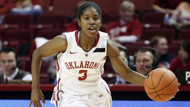 OU Women Use Late Rally To Down Marist