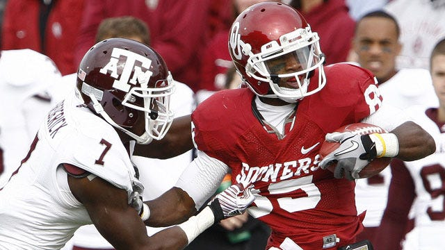 Sooners Head To Cotton Bowl To Take On Texas A&M