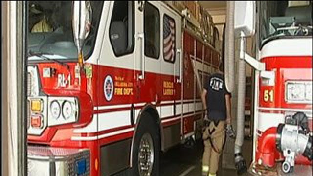 OKC Firefighters Warn Of Burglar-Bar Danger In Case Of Fire