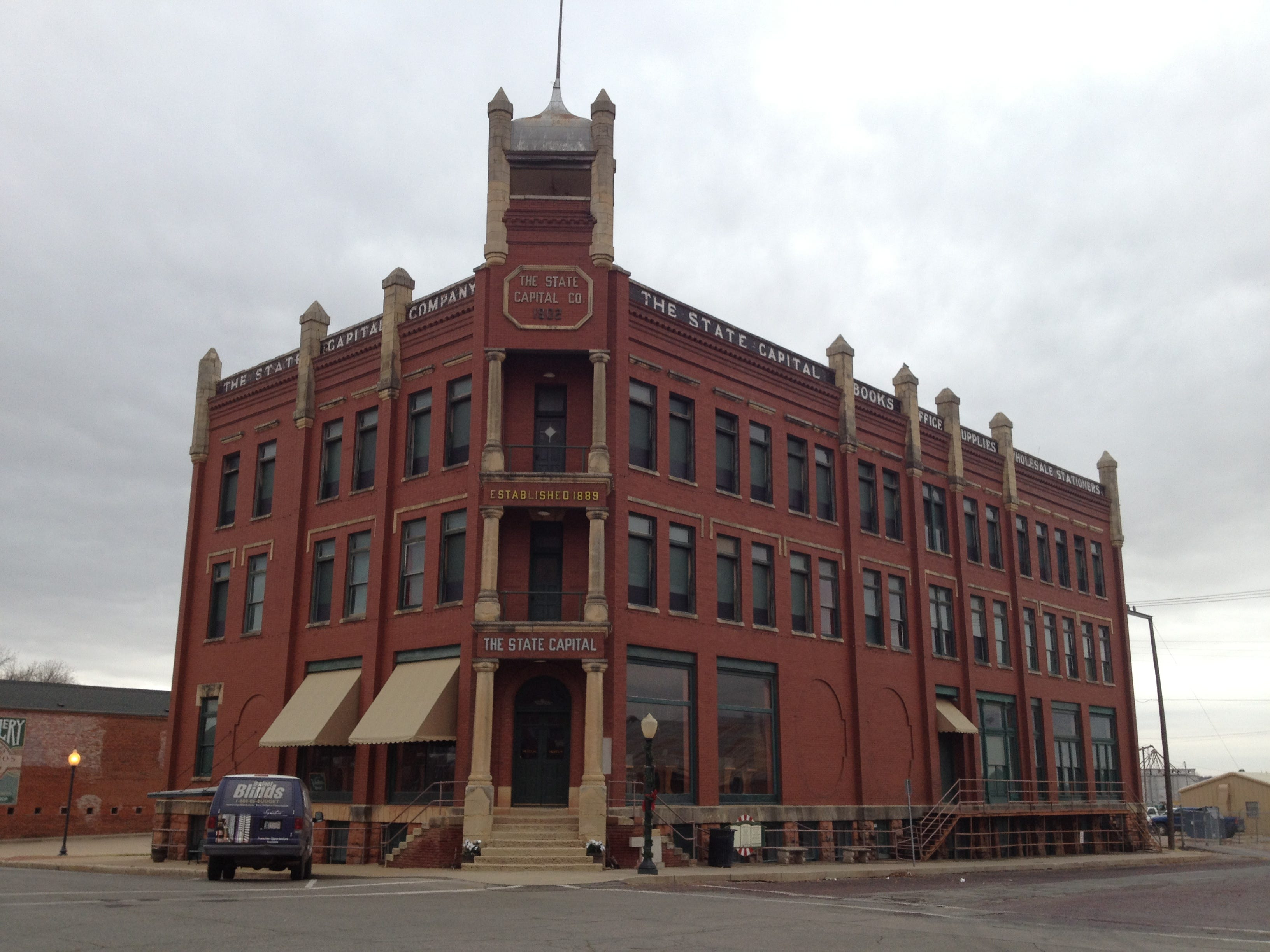 Road Trip Oklahoma: My First Trip to Guthrie!