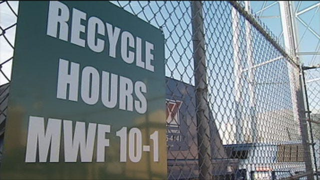 Nichols Hills To Close Recycling Center