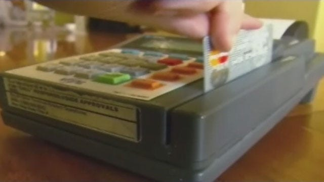 OK Banks Warn Of Thieves Using Devices To Steal Credit, Debit Card Information