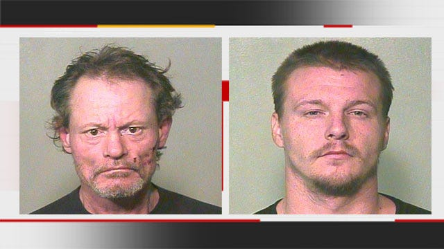 High-Speed Chase Leads To Two Arrests In Oklahoma County