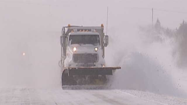 OKC Street Crews Ready For Winter Storm
