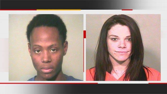 OKC Police Arrest 2 Women Caught In Stolen Rental Car
