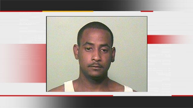 OKC Police Arrest Injured Hit-And-Run Driver