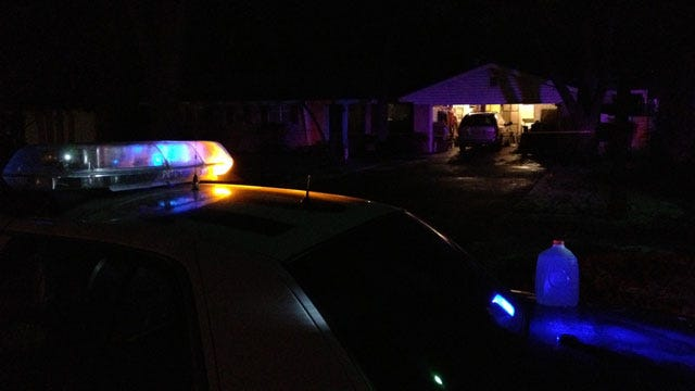 One Critical After Shooting At NW OKC Home