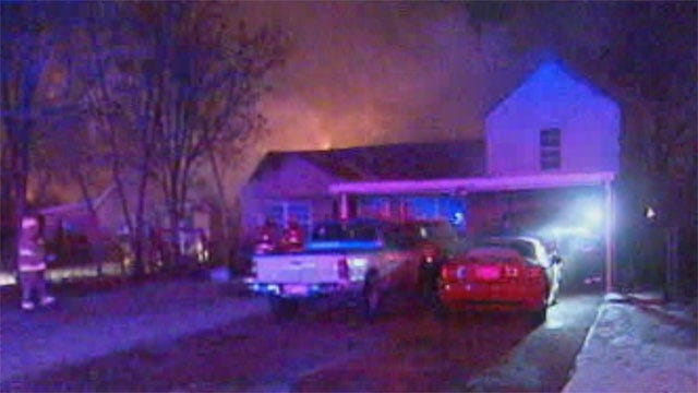 Space Heater Blamed For Fire In NW OKC