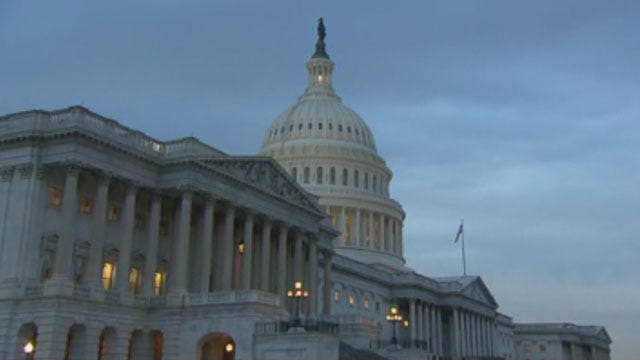 Oklahomans Bracing For Fall Off 'Fiscal Cliff'