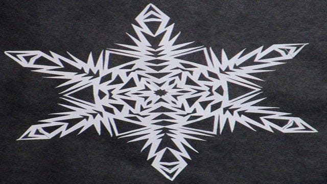 Sandy Hook Requests Handmade Snowflakes For Traumatized Students