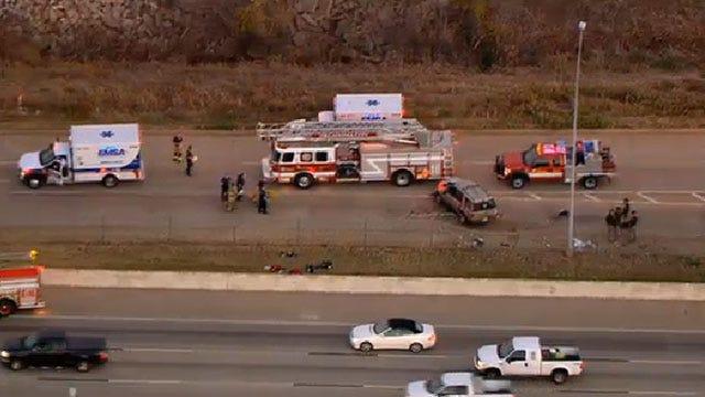 Emergency Crews Respond To Crash In SE OKC