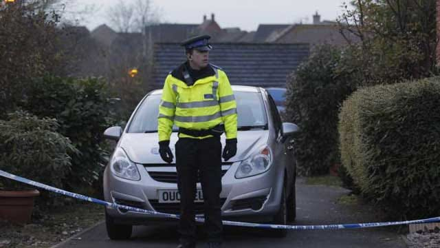 Mustang Woman Stabbed To Death Inside Her Home Near London
