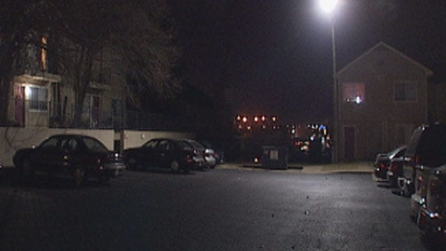 Northwest OKC Apartment Complex Keeps Police Busy