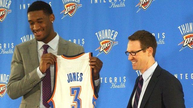 Thunder Sends Perry Jones To Tulsa
