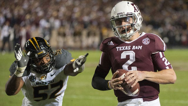 Containing Johnny Manziel Will Be Combination Of Schemes And Execution