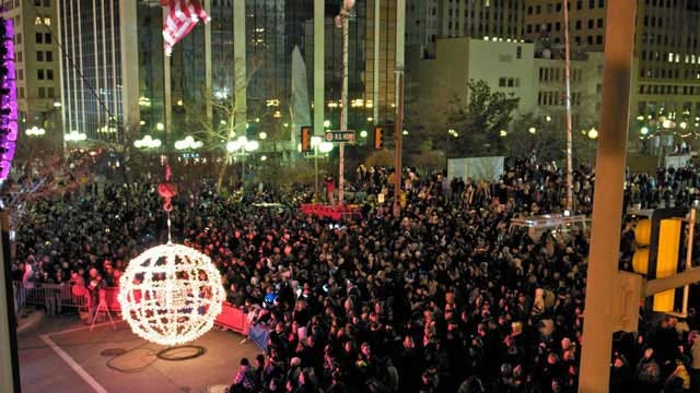 Ring In The New Year At Opening Night In Downtown OKC