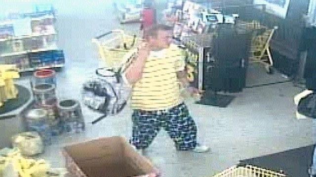 Clerk Stares Down Gunman At SW OKC Store