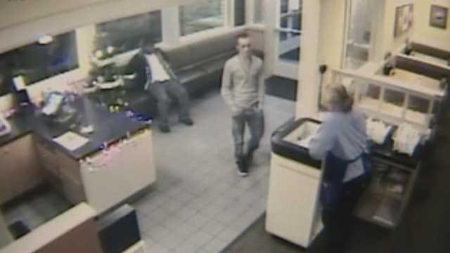 Police: Man Robs Waitress At OKC IHOP Restaurant