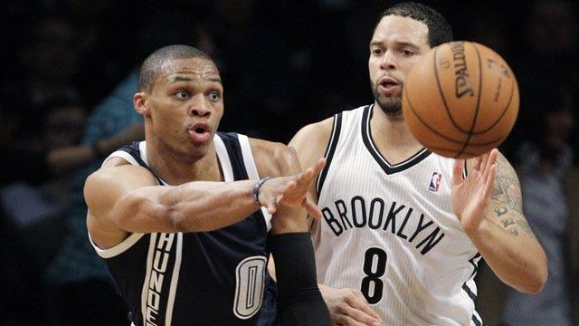 Thunder Tops Brooklyn For Sixth-Straight Win