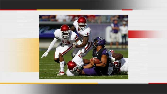 Four Sooners Named All-Big 12 First Team