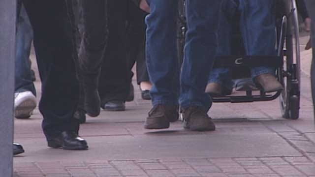 Jurors See Crime Scene In Trial Against Man Accused Of Shooting OK Deputy