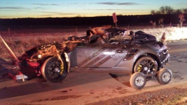 Off-Duty OKC Police Officer Killed In Logan County Crash