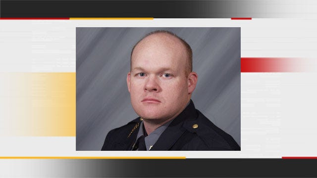OKC Police Identify Off-Duty Officer Killed In Logan County Crash