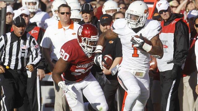 Oklahoma State Football Players Earn All-Big 12 Honors