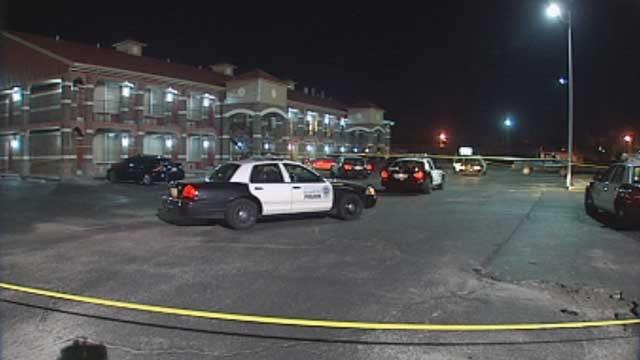 Police Search for Suspect in OKC Motel Homicide