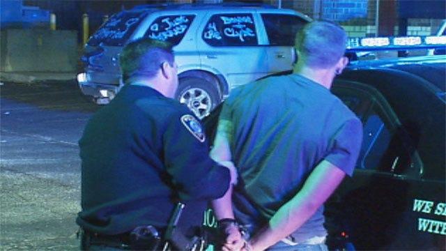 Robbery Suspects Run Into Crime Scene, OKC Police