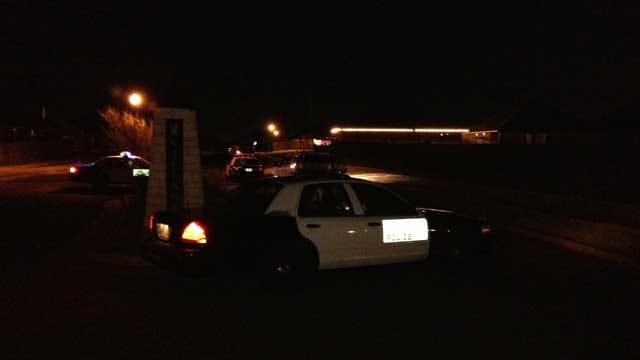 Suspect In Northwest OKC Standoff Surrenders To Police