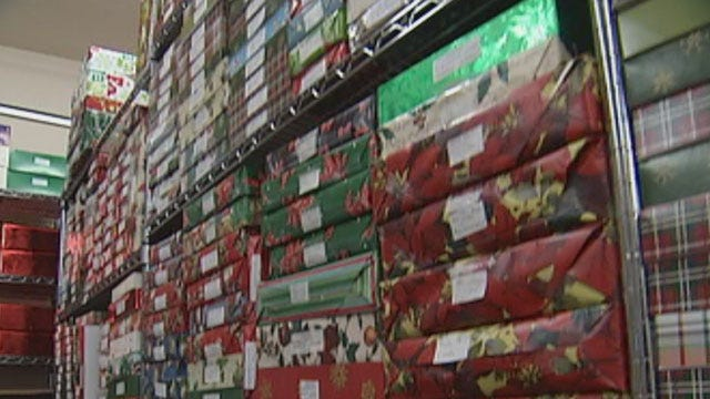 Couple Prepares 12,000 Christmas Gifts For Mentally Challenged Oklahomans