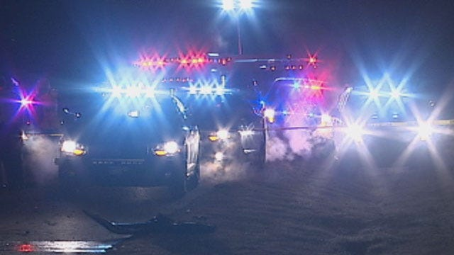 Friend Of OKC Officer Killed In Crash Speaks Out