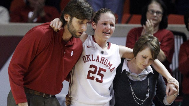 A Road Twice Traveled: OU's Whitney Hand Has Been Here Before