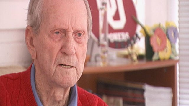 Oklahoma Veteran Remembers Attack On Pearl Harbor