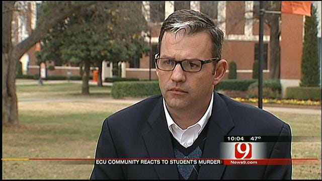 Students, Leaders At ECU React To Student's Murder