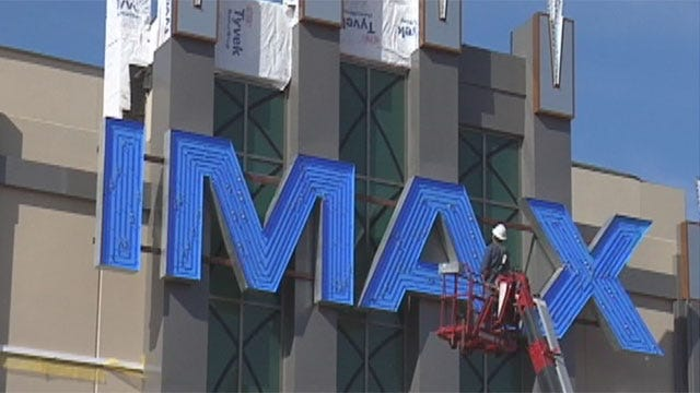 """Moore Hits the """"Big Time"""" With New IMAX Theatre"""