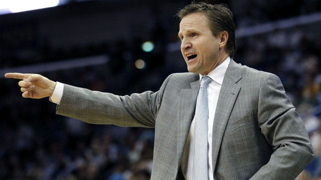 Scott Brooks Named Conference Coach of the Month